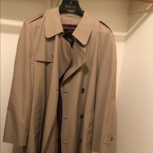 VTG Hart Schaffner Marx Lined Dress Coat. Size 42R